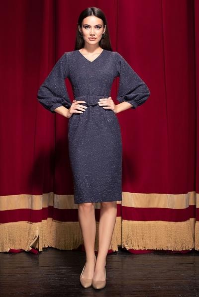 Платье М19-209-2 Размеры 44-54