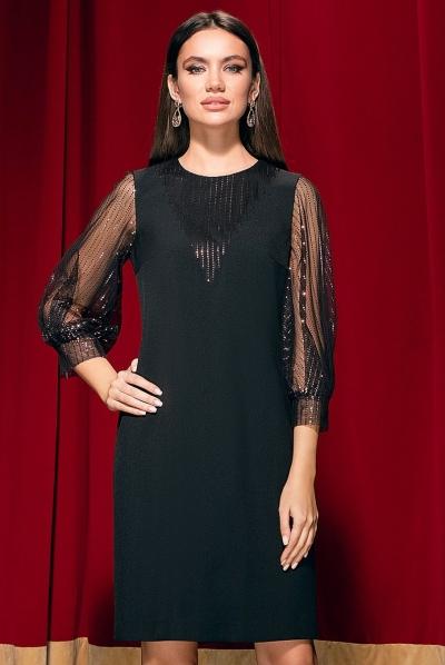 Платье М19-290-1 Размеры 44-54