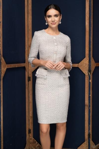 Платье М19-918-1 Размеры 44-50