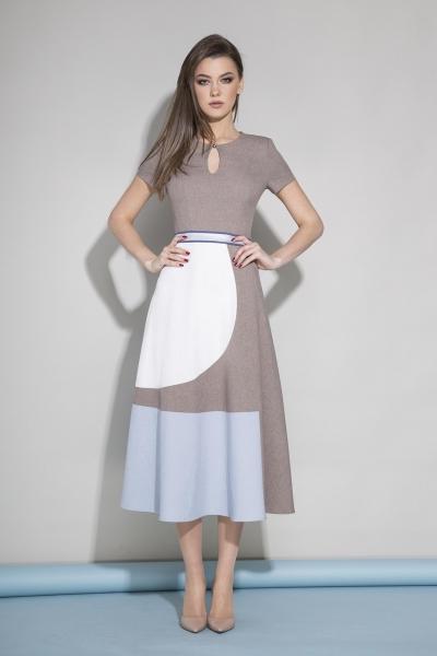 Платье М1943-1 Размеры 46-52
