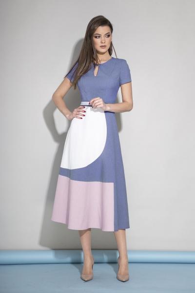 Платье М1943-2 Размеры 46-52