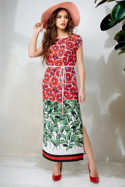 Платье М1988-5 Размеры 46-52