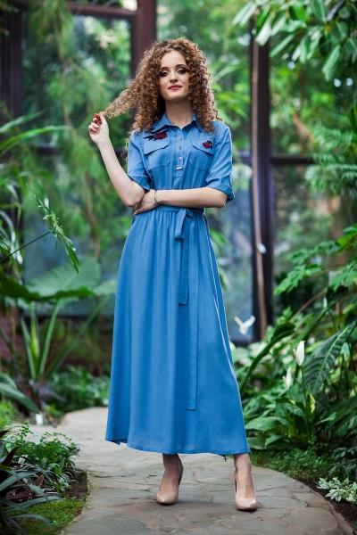 Платье М204 Размеры 44-54