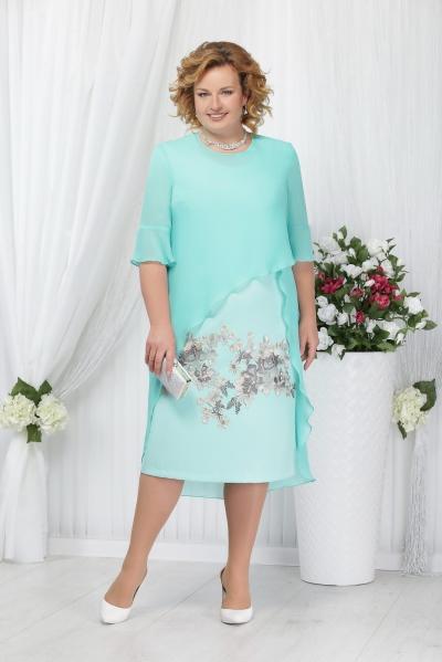 Платье М2159 Размеры 50-58