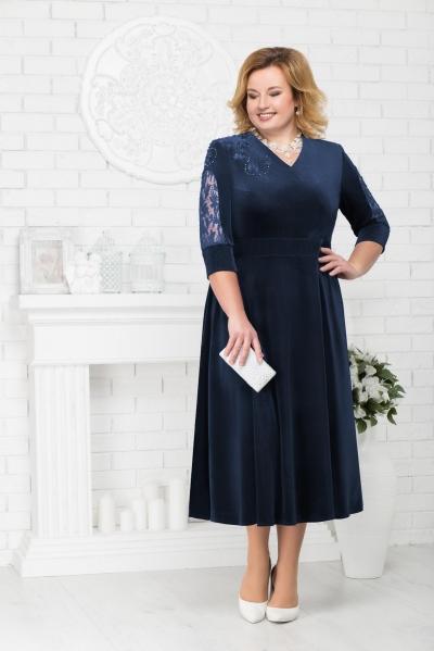 Платье М2187 Размеры 56-64