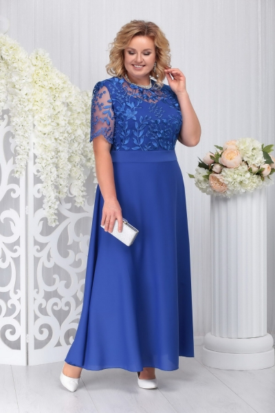 Платье М2195 Размеры 56-64