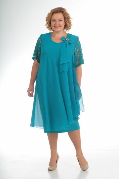 Платье М254 Размеры 56-68