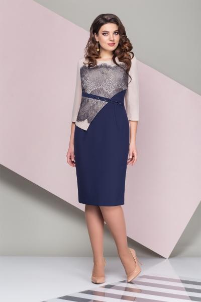 Платье М2665 Размеры 48-54