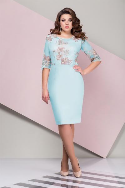 Платье М2721-1 Размеры 48-54