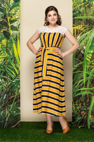 Платье М2815 Размеры 46-52
