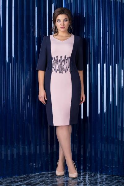 Платье М2947 Размеры 50-54