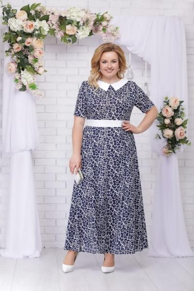 Платье М295 Размеры 52-60