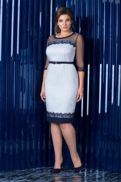 Платье М2960 Размеры 50-56