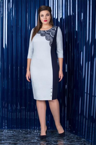 Платье М3034 Размеры 52-58