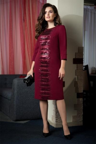 Платье М3373 Размеры 50-56