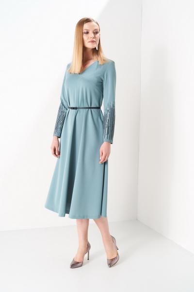 Платье М3803 Размеры 52 54