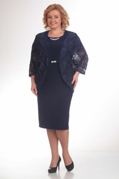 Платье М384 Размеры 56-66