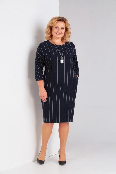 Платье М424 Размеры 52-56