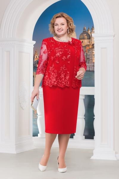 Платье М439 Размеры 54-62