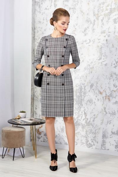 Платье М5027 Размеры 46-52