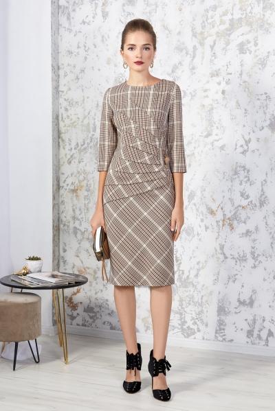 Платье М5028 Размеры 48 52