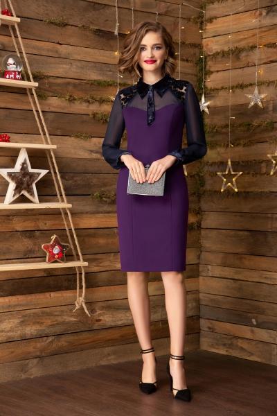 Платье М5038 Размеры 50 52