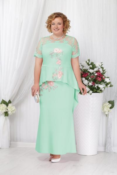 Платье М5536 Размеры 52-58