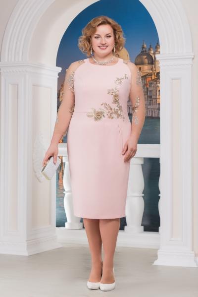 Платье М5598 Размеры 50-58