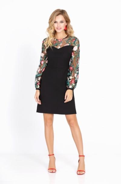 Платье М564  Размеры 42-52
