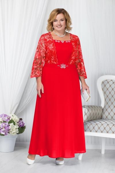 Платье М5657 Размеры 54-62
