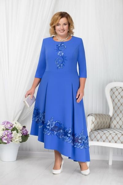 Платье М5663 Размеры 56-64