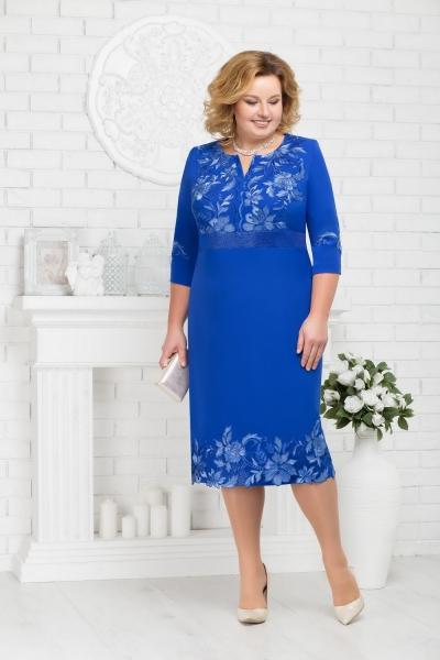 Платье М5677 Размеры 56-64