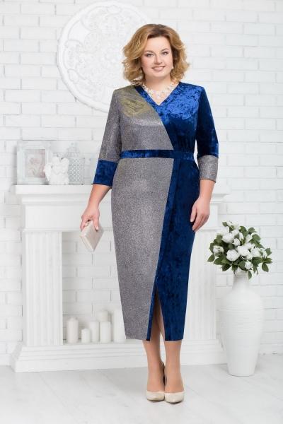 Платье М5679 Размеры 52-60