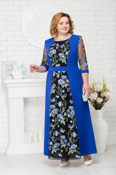 Платье М5689 Размеры 56-64
