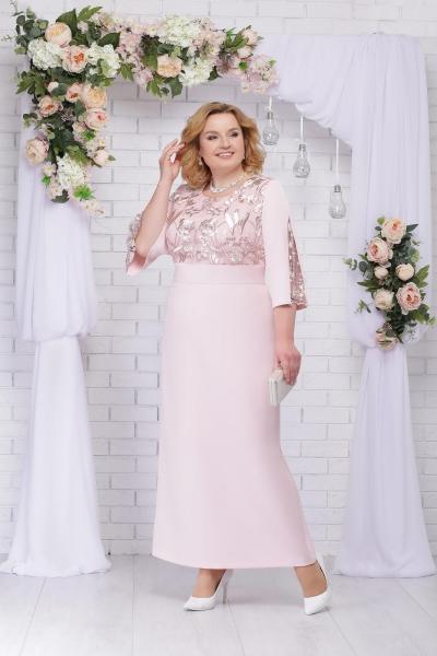 Платье М5691 Размеры 52-60