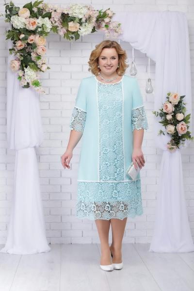 Платье М5701 Размеры 56-64