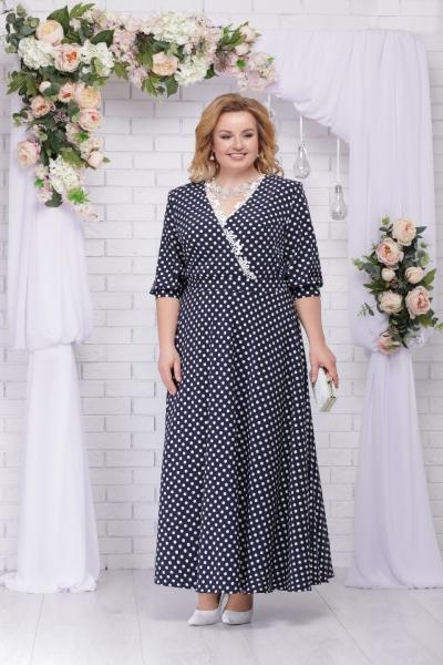 Платье М5704 Размеры 54-62
