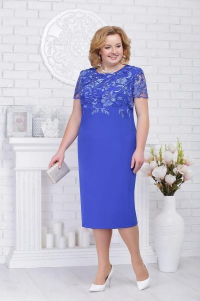 Платье М5709 Размеры 54-62