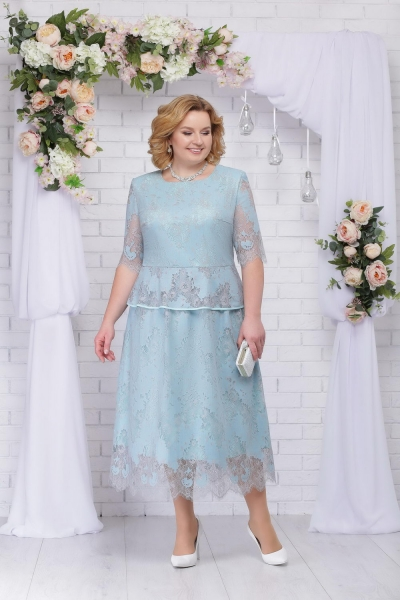 Платье М5715 Размеры 52-60