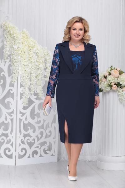 Платье М5723 Размеры 52-60
