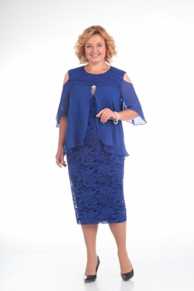 Платье М591 Размеры 56-66