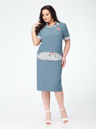 Платье М612-2 Размеры 52-56