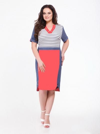 Платье М641-2 Размеры 48 52