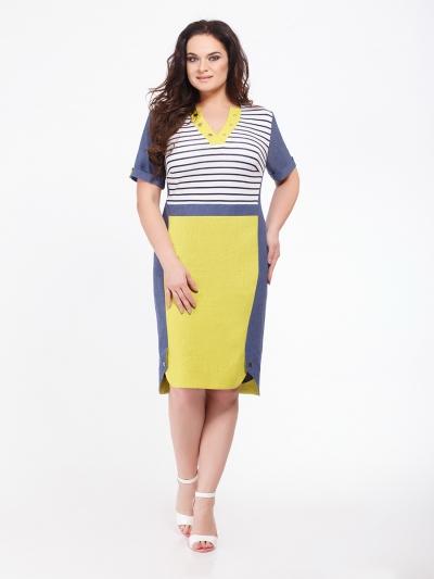 Платье М641 Размеры 48 50