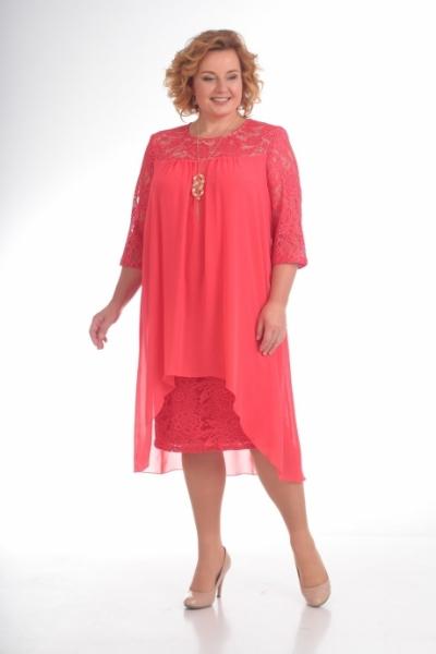 Платье М642 Размеры 56-66