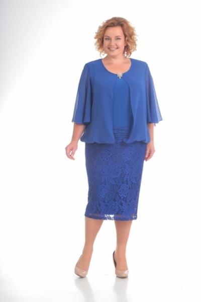 Платье М651 Размеры 56-66