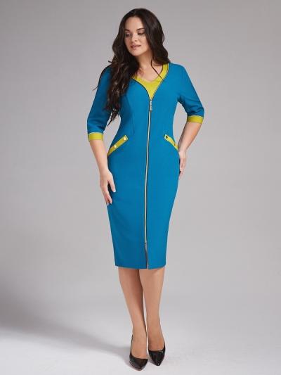 Платье М668 Размеры 52 54 58
