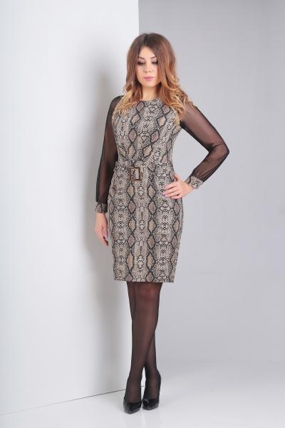 Платье М671 Размеры 48-52