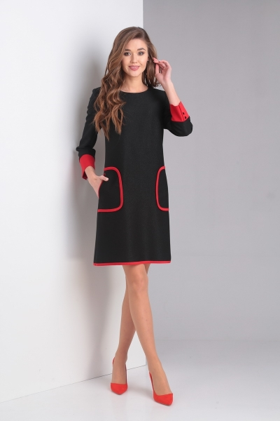 Платье М678 Размер 48