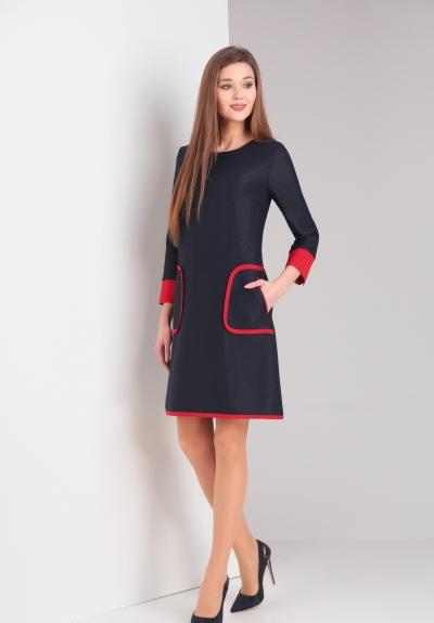 Платье М678 Размеры 44-48